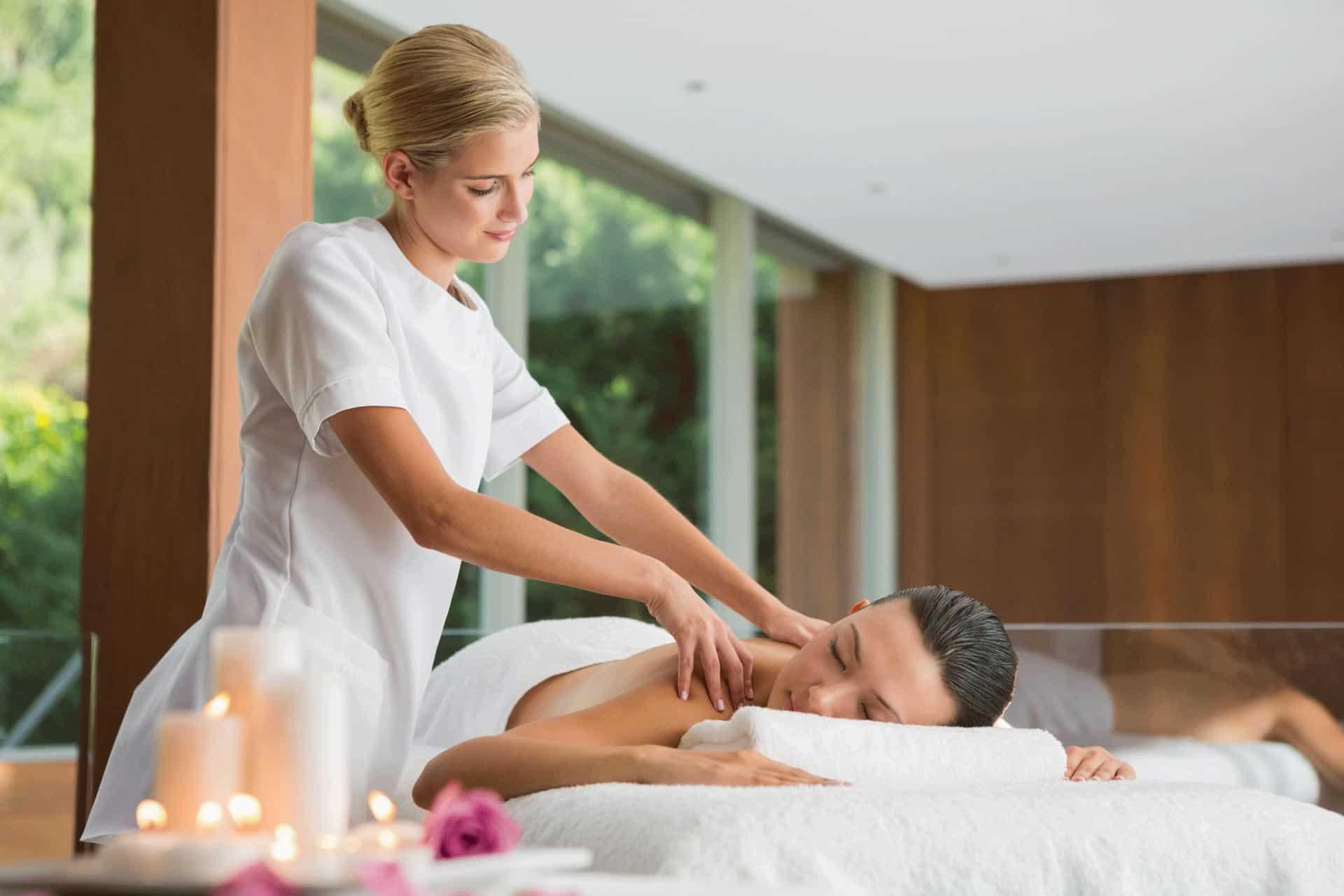 Mobilny masaż