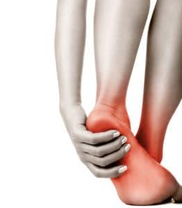 ból pięty