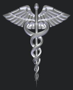 krzyż medyczny